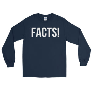 FACTS! Long Sleeve T-Shirt