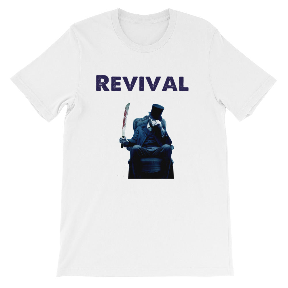 Limited Edition Revival Short-Sleeve Unisex T-Shirt