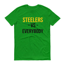 Pittsburgh Steelers Football Vs. Everybody Short-Sleeve T-Shirt