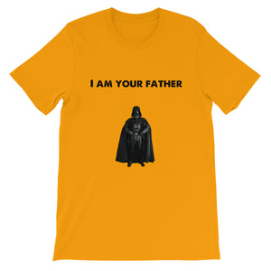 Darth Vader I am Your Father Short-Sleeve Unisex T-Shirt