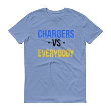 LA Chargers Football Vs. Everybody Short-Sleeve T-Shirt
