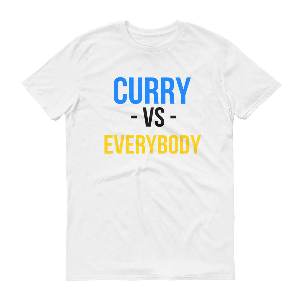 Steph Curry Vs. Everybody Short-Sleeve T-Shirt