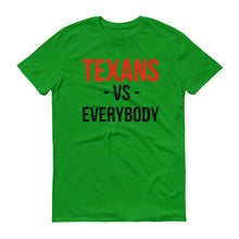 Houston Texans Vs. Everybody Short-Sleeve T-Shirt