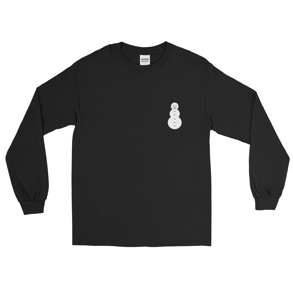 Mad Snowman Jeezy Long Sleeve T-Shirt