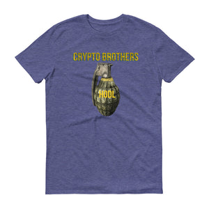 Crypto Brothers Short-Sleeve T-Shirt