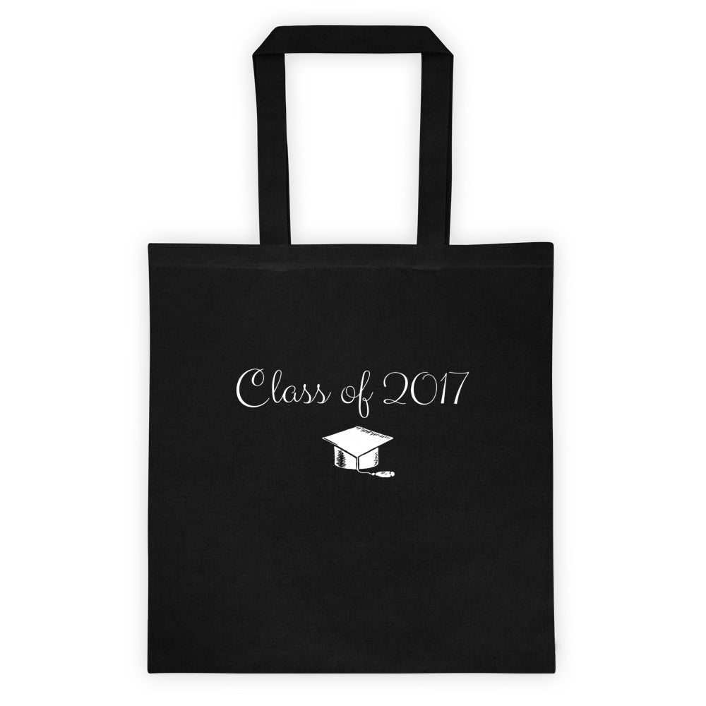 Class of 2017 Tote bag