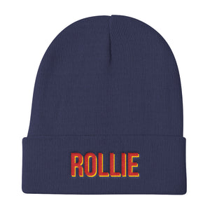 I Wanna Rollie Knit Beanie