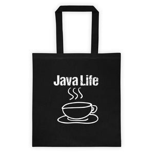 Java Life Coffee Lover Tote bag