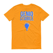 Stable Genius in Italian Short-Sleeve T-Shirt