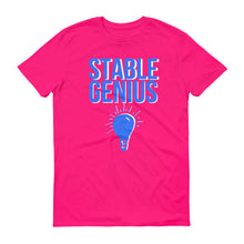 A Very Stable Genius Short-Sleeve T-Shirt