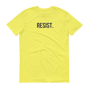RESIST. Short-Sleeve T-Shirt