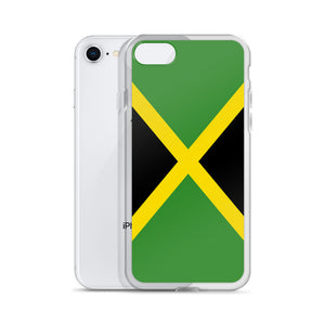Jamaican Flag iPhone Case