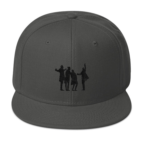 Tribute to the Hamilton Fab Four Snapback Hat