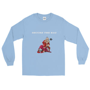 Santa Secure the Bag Sequel Long Sleeve T-Shirt