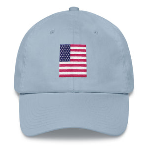 American Flag Baseball  hat