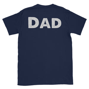 DAD Cheetah's SC Short-Sleeve Unisex T-Shirt