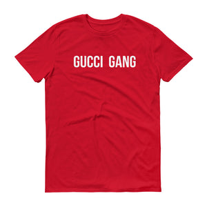 Gucci Gang Short-Sleeve T-Shirt