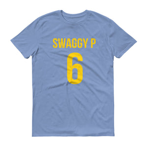 Swaggy P Basketball Short-Sleeve T-Shirt