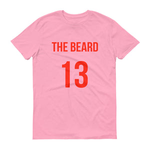 The Beard Basketball Short-Sleeve T-Shirt