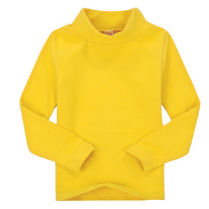 Girl's/Boys Long-Sleeve Turtle Neck shirts