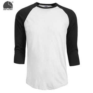 Men's Baseball Shirt 3/4 Sleeve