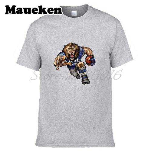 Men's Lawless Lion's T-Shirt