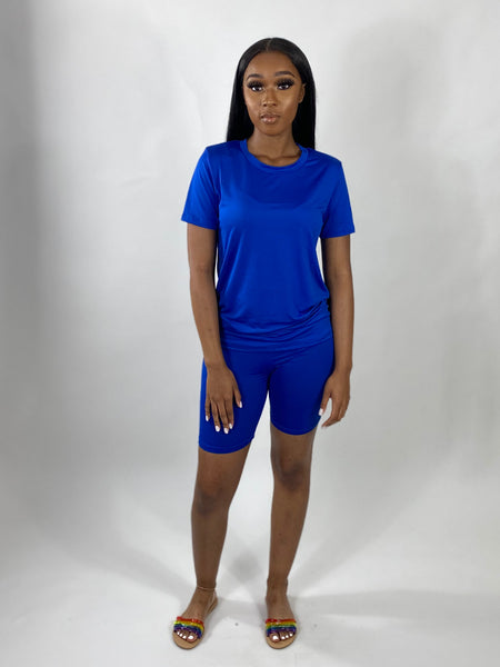 Pretty Chill | Set (Royal Blue)