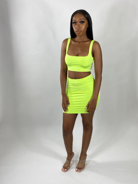 Lira | Crop Set