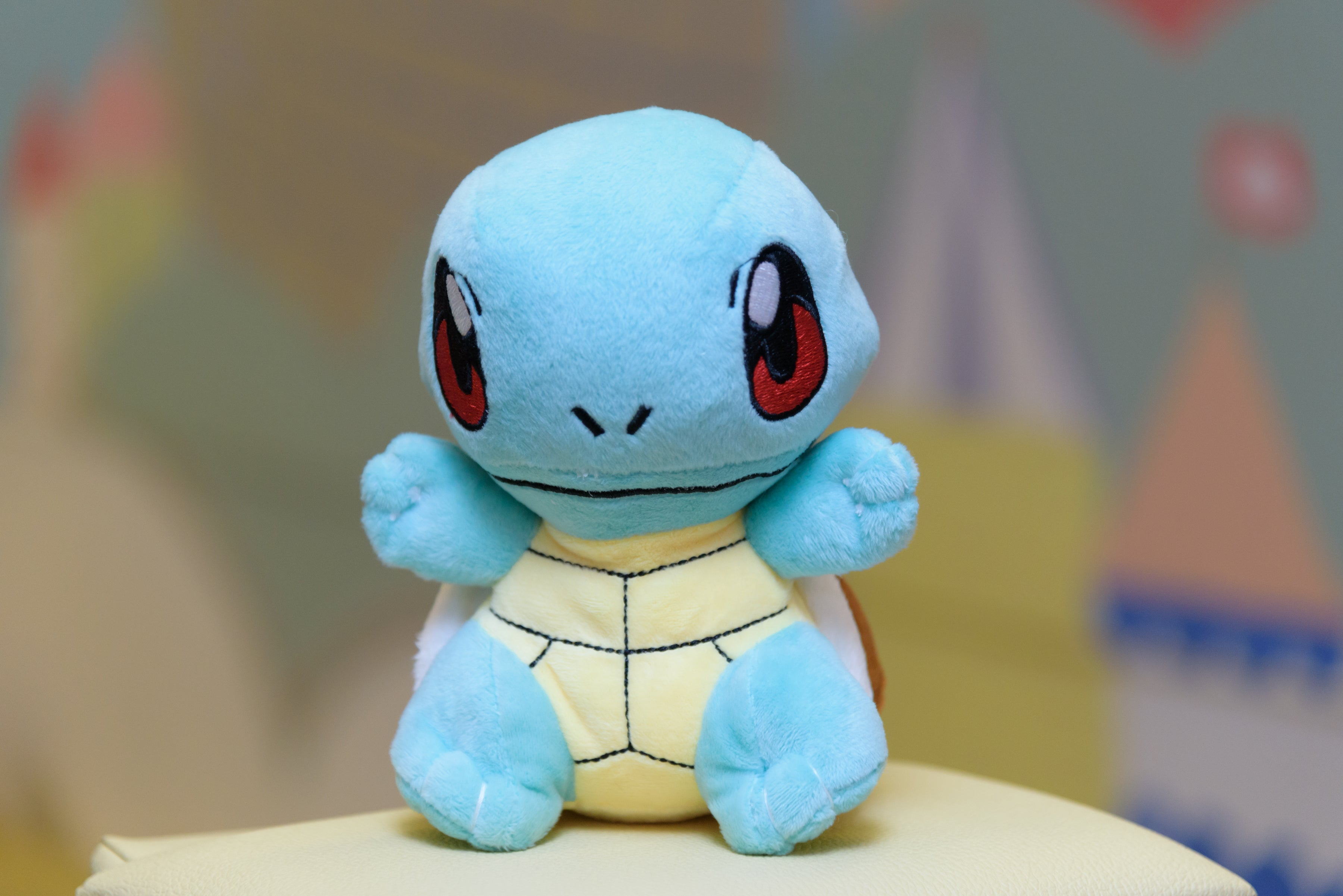 Squirtle Plush Toy 20cm