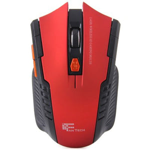 2.4GHz 6D 2400DPI Wireless Optical Gaming Mouse