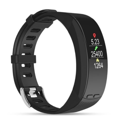 P5 GPS Fitness Bracelet Heart Rate Monitor
