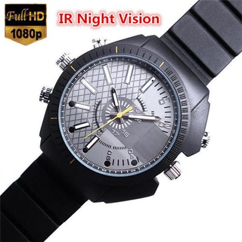 8GB HD Waterproof Watch Camera
