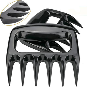 2 Pcs Meat Shredding Cooking Claws