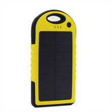 2 In 1 USB Output Portable Solar Charger