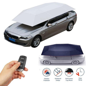 Automatic Portable Umbrella Car Roof Cover