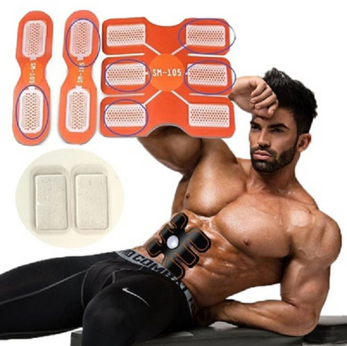 Six Pad Abdominal Exerciser