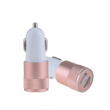 2 Port USB Universal Car Charger