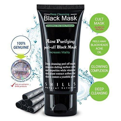 2018 New Blackhead Cleansing Mask Deep Clean Oil-control