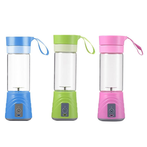 SALE USB Rechargeable Portable Juicer