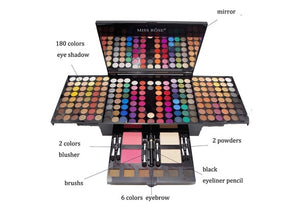 180 Colors Eye Shadow Palette