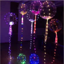 Luminous Led Balloon Transparent