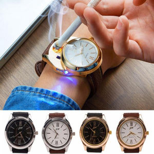 Premium Lighter Watch (Rechargable)