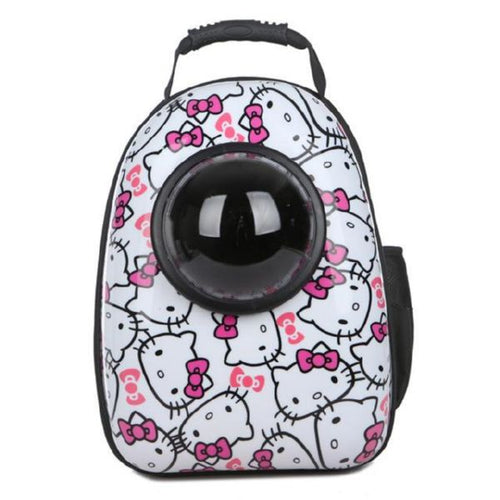 Capsule Shaped Pet Backpack