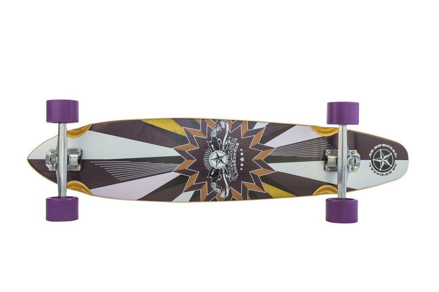 38 Special   -   Was $339.00 NOW - Gunslinger Longboard Skateboards Australia