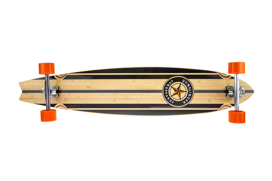 Battlecruiser - Gunslinger Longboard Skateboards Australia
