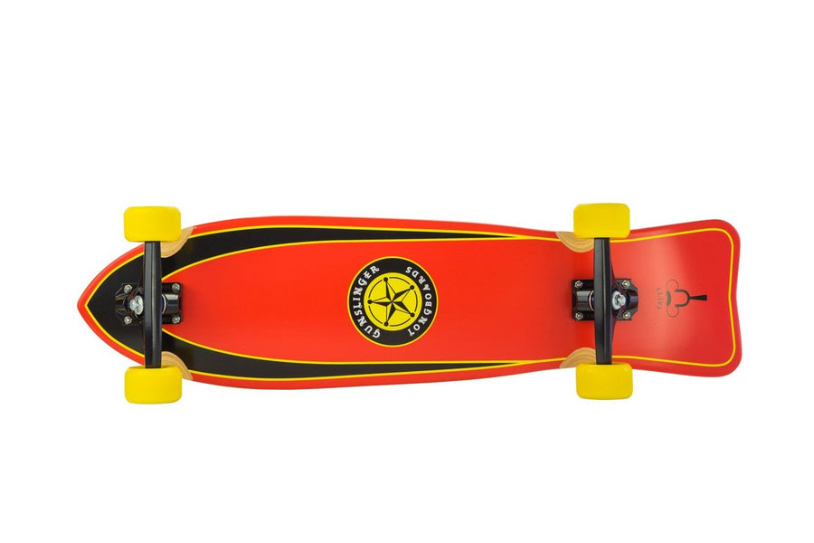 Catty  - Gunslinger Longboard Skateboards Australia