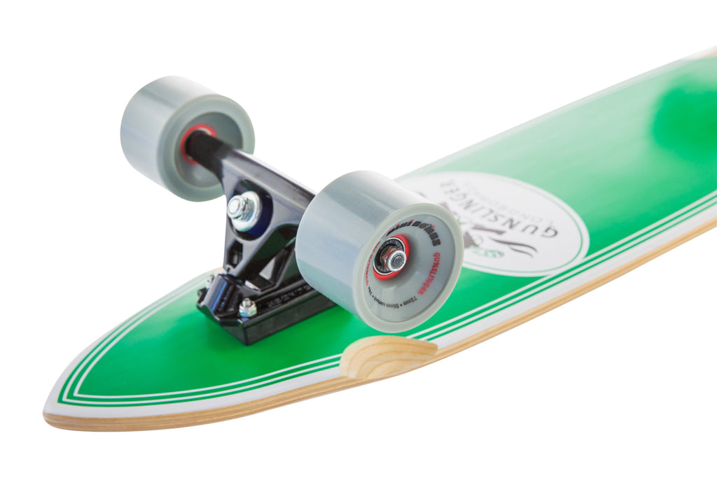 Mini Bombs 78A - Gunslinger Longboard Skateboards Australia
