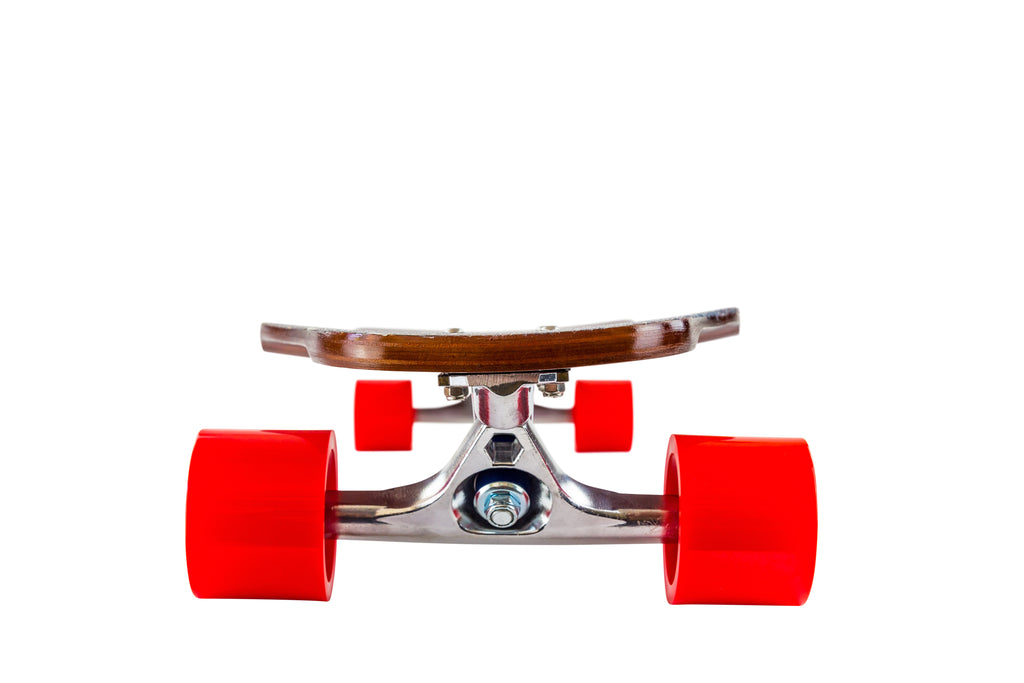 "Aces High  - 39""/ 990mm - Cruiser/ Downhill - Maple - Top Mount - Gunslinger Longboard Skateboards Australia"
