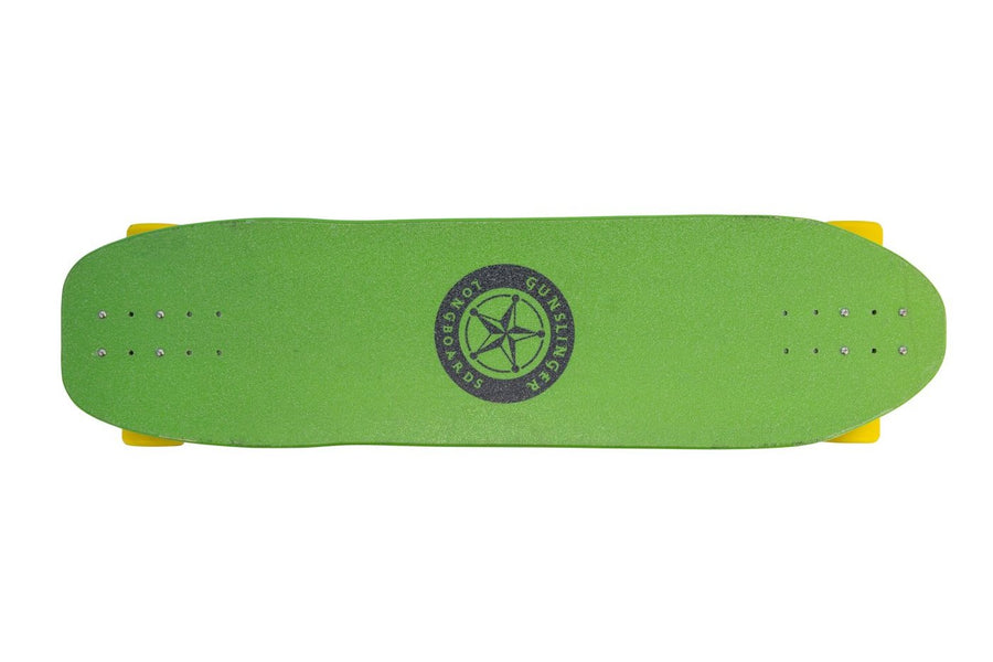 "Rattler  -  37.5"" Maple - Gunslinger Longboard Skateboards Australia"