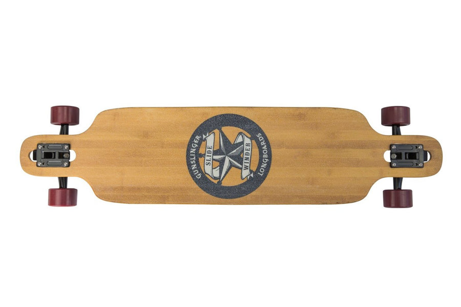 Slidewinder  -  WAS $339.00 NOW - Gunslinger Longboard Skateboards Australia